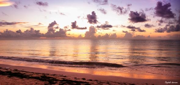 Puerto Morelos Sunrise